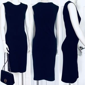 ICONE Simons black casual dress